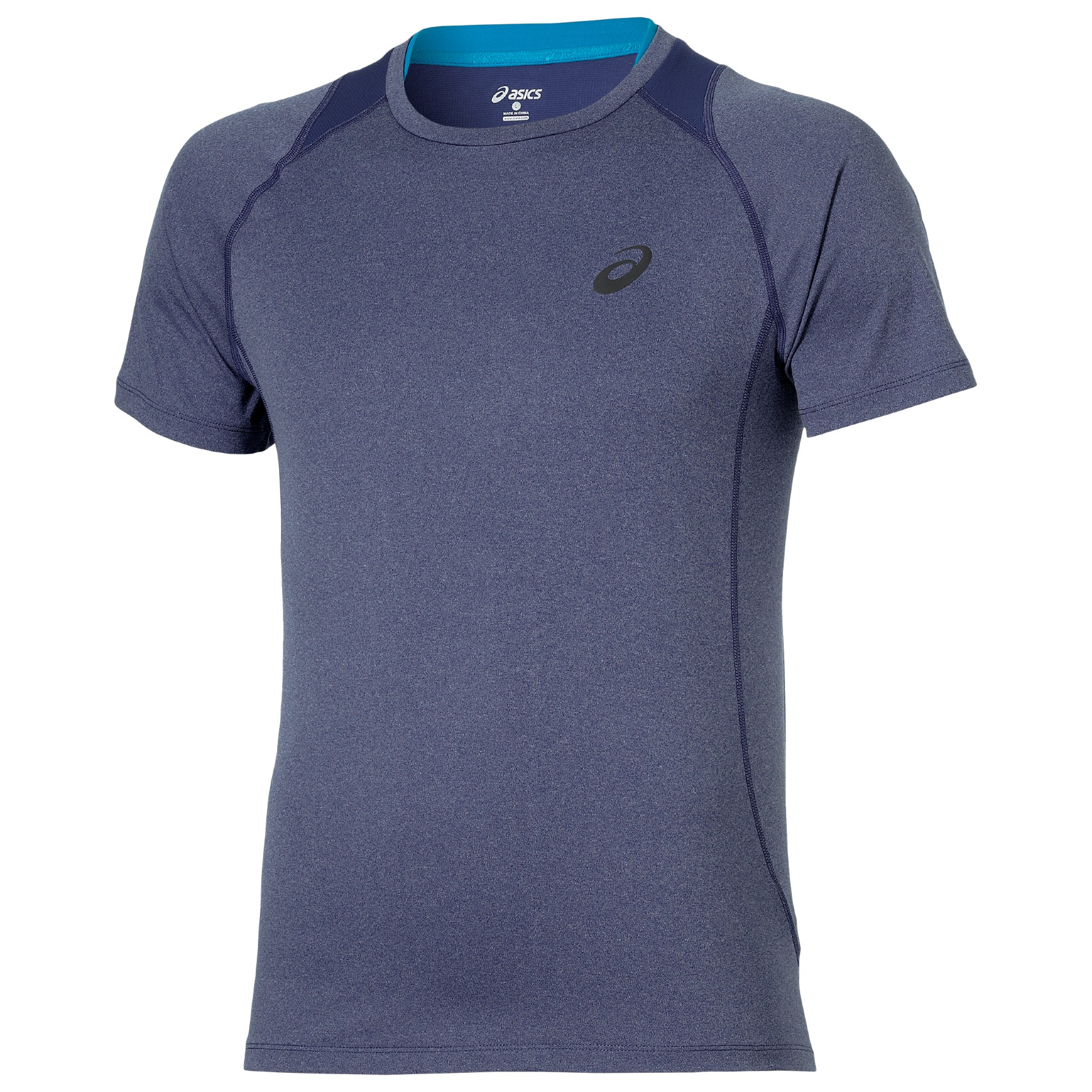 Asics Stride short-sleeve running top
