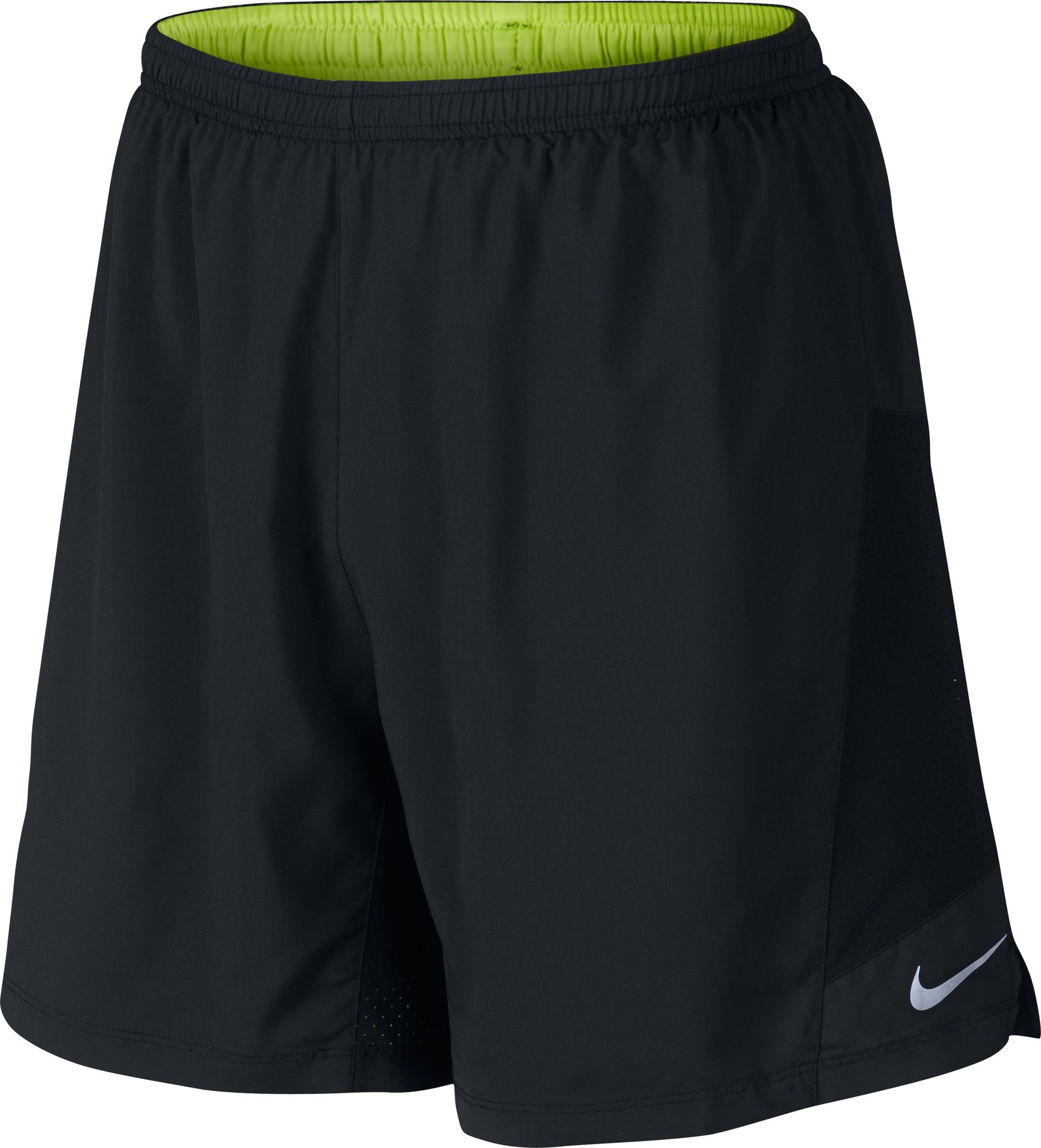 f5df638c93e5ea Nike Pursuit 7″ 2 in 1 shorts (Black) – Coventry Runner