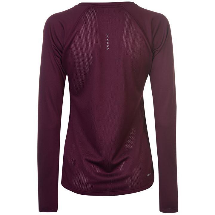 Nike Long Sleeve Miler Running Top – Coventry Runner 4444c6e96951