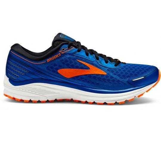 9eed6b9b6c9 Brooks Aduro 5 (Blue Orange Colourway) – Coventry Runner