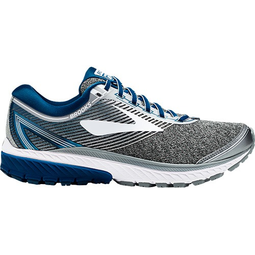 Brooks Ghost 10 (Grey Colourway) – Coventry Runner